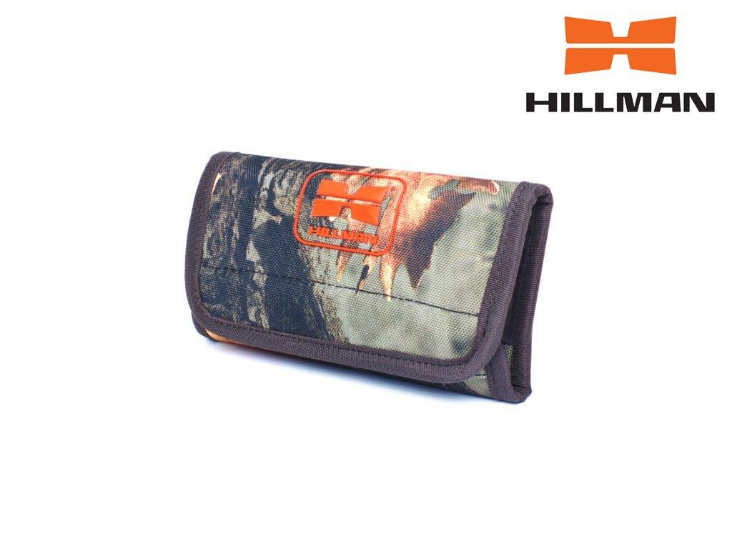 Hillman Shotgun Pouch pouzdro na brokové náboje b. Kamufláž