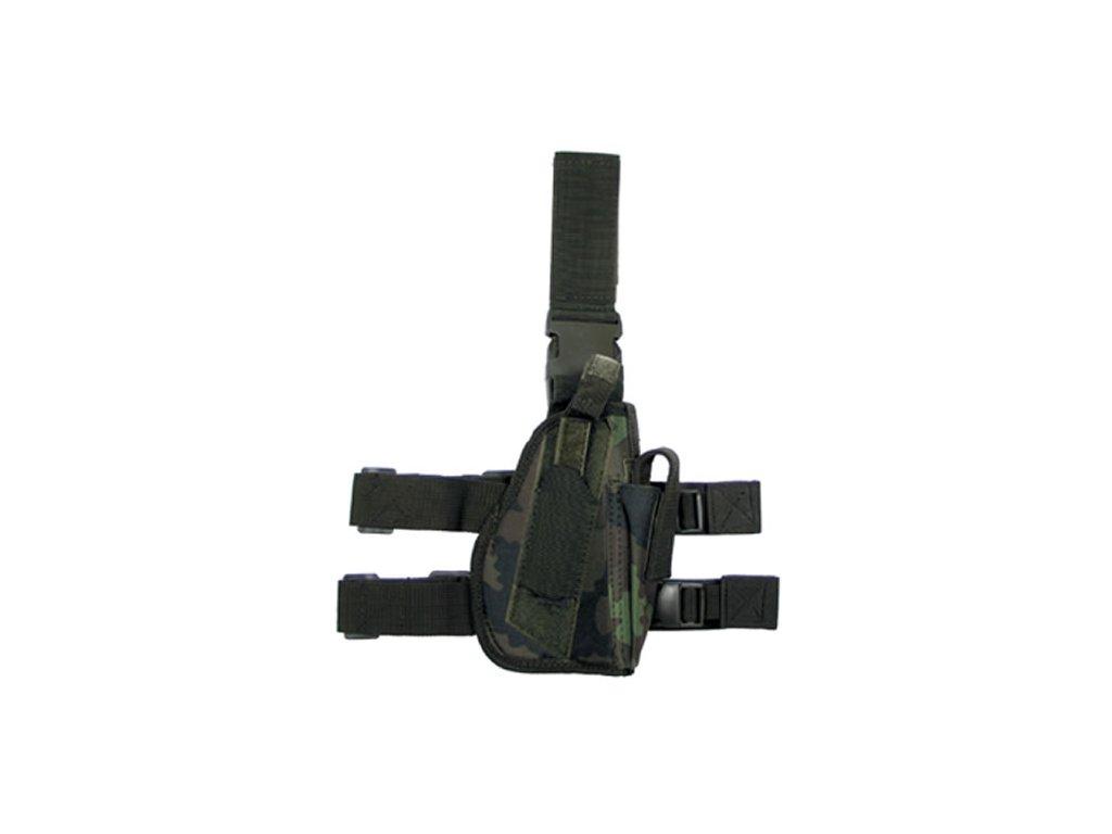 Pouzdro stehenní na zbraň pravé CZ 95