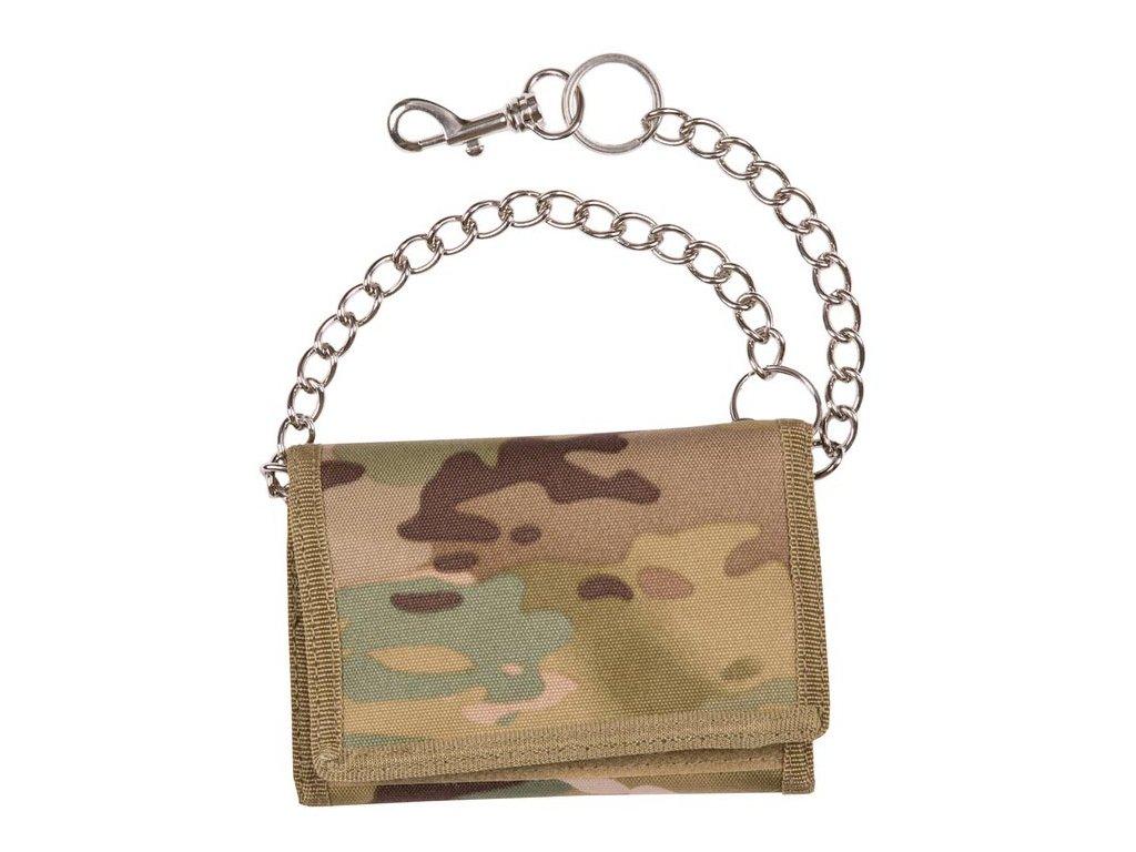 Peněženka s řetízkem BTP / UTP camo