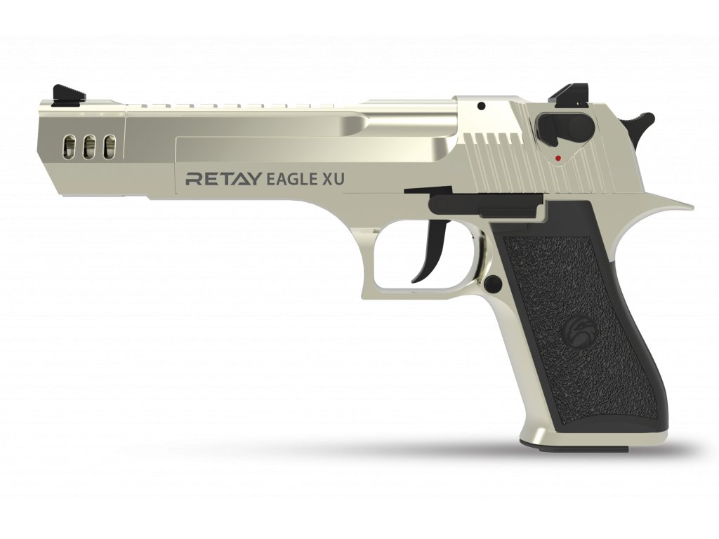 Plynová pistole Retay Eagle XU - satén
