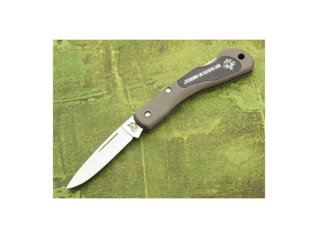 Nůž zavírací MINI BLACKHORN skautský