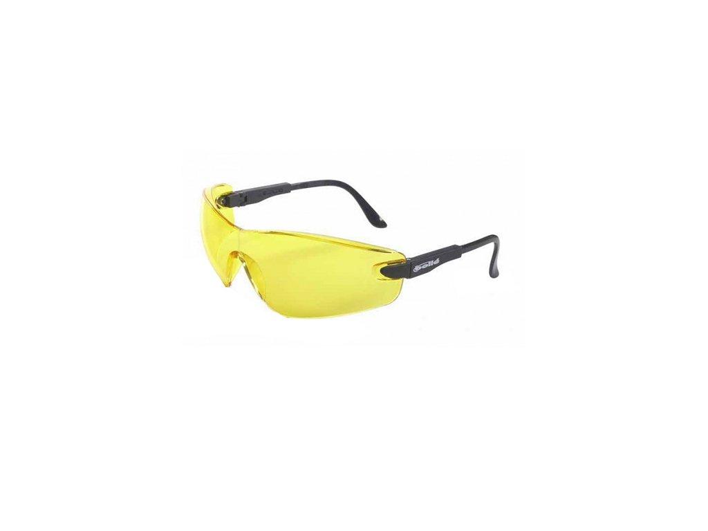 Brýle ochranné VIPER ŽLUTÉ skla
