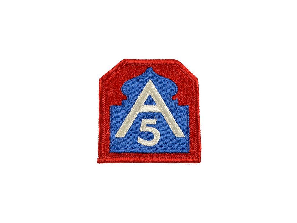 Nášivka 5th ARMY