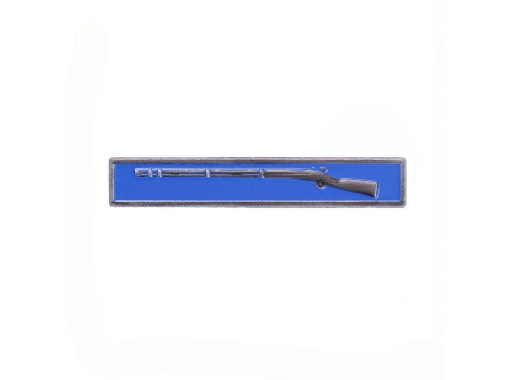Odznak US EXPERT INFANTRYMAN modrý /pistol/
