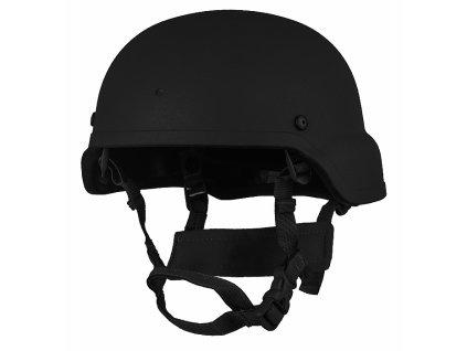 Balistická Helma Combat Systems ACH Mid Cut Black (Velikost L)