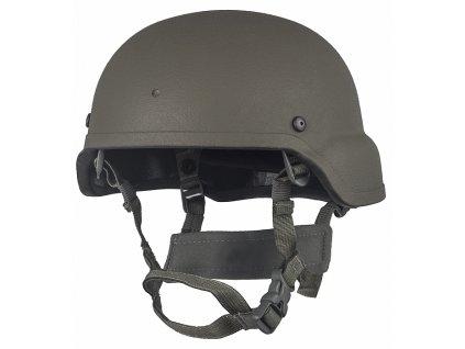 Balistická Helma Combat Systems ACH Mid Cut Ranger Green (Velikost L)