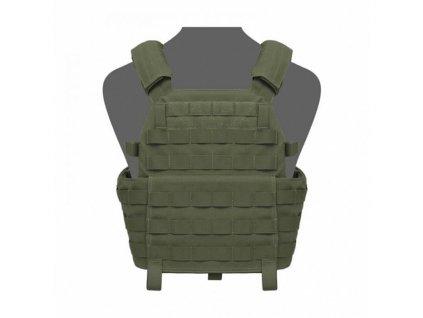 Nosič Plátů Warrior DCS Base Plate Carrier Olive Drab (Velikost L)