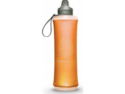 23075 skladaci lahev hydrapak crush 750ml mojave oranzova