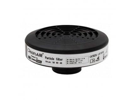 Filtr pro plynové masky CleanAir P3R závit 40x1/7