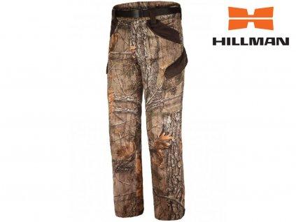 XPR S Pants letní kalhoty b. 3DX Kamufláž