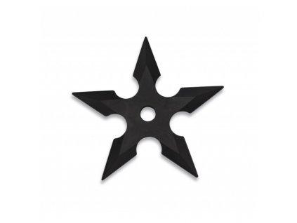 Hvězdice NINJA tréninková ČERNÁ