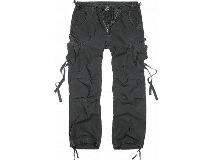 M65 Vintage kalhoty Brandit černé