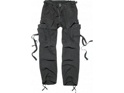 M65 dámské kalhoty Brandit černé