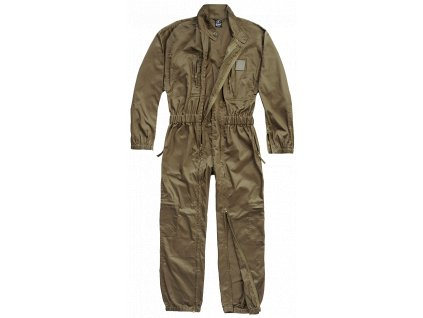 Flightsuit overal Brandit olivový