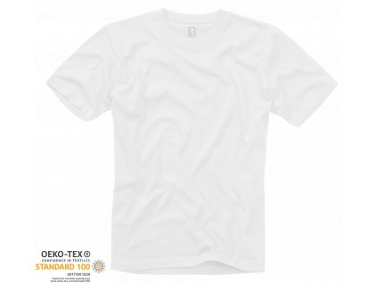 Tričko Brandit bílé