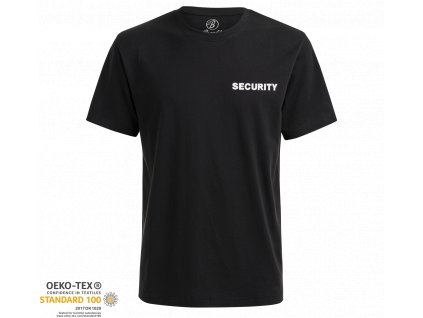 Security triko Brandit černé