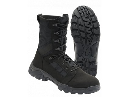 Defense boty Brandit černé