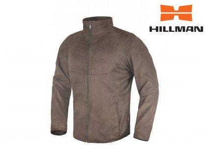 Hillman XPR podzimní bunda b. dub