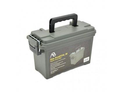 edna na munici plastová AMMO BOX US CAL.30