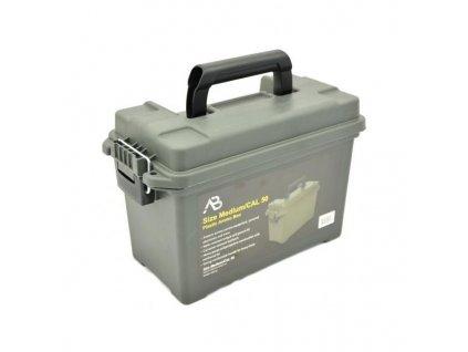edna na munici plastová AMMO BOX US CAL.50
