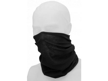 Multifunkční šátek Brandit černý