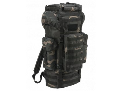Kampfrucksack Molle taktický batoh Brandit darkcamo