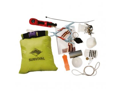 Balíček pro přežití záchranná sada Survival Essential BCB