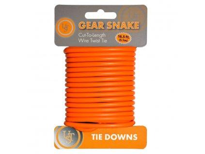 Flexi drát Gear Snake™ ORANŽOVÝ