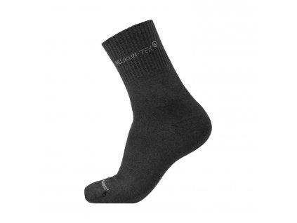 Ponožky ALL ROUND set 3ks ČERNÉ