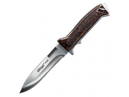 Nůž Walther P38 + kožené pouzdro