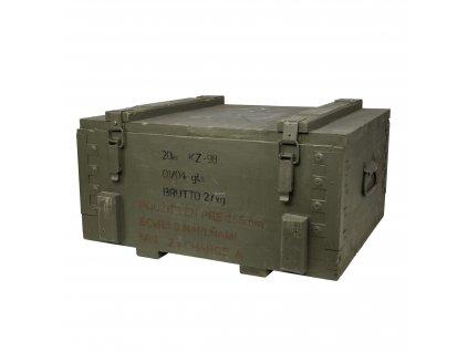 Bedna dřevěná KZ-98 použitá