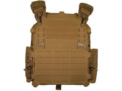 Nosič Plátů Combat Systems Sentinel 2.0 Coyote Brown (Velikost L)