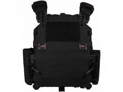 Nosič Plátů Combat Systems Sentinel 2.0 Černá (Velikost L)
