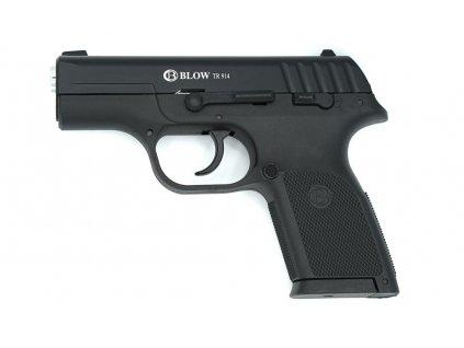 Plynová pistole Blow TR914 černá - poškrábaná