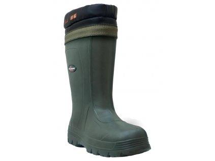 Lovecké holínky Feather Boots b. zelená