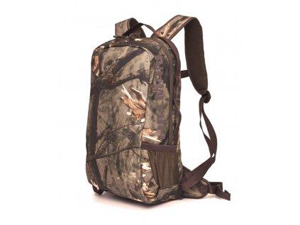 Holsterpack batoh s pouzdrem na zbraň b. 3DX Kamufláž