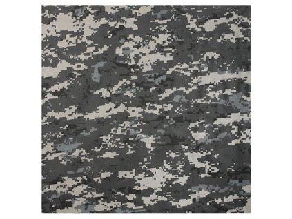 Šátek 55 x 55 cm DIGITAL URBAN