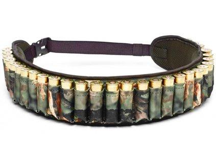 Cartridge Belt nábojový pás b. 3DX Kamufláž