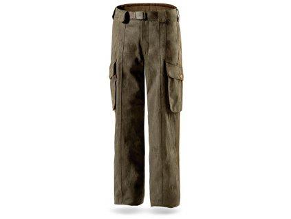 Hillman Exclusive Pants - lesní zeleň vel. 56 - VÝPRODEJ