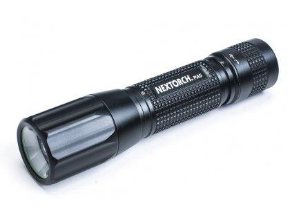 LED svítilna na zbraň se zoom PA5