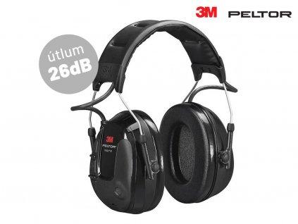 Elektronická střelecká sluchátka 3M PELTOR Protac III Slim