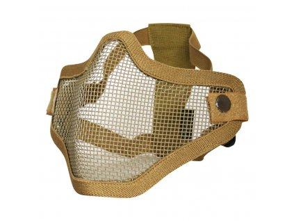 Maska ochranná CROSSTEEL obličejová COYOTE