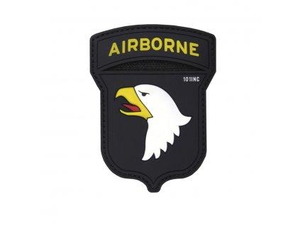 ášivka 3D plastová AIRBORNE 101 barevná