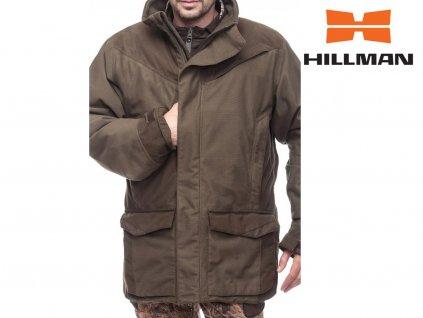 Bolt Coat lovecká zimní bunda b. Dub