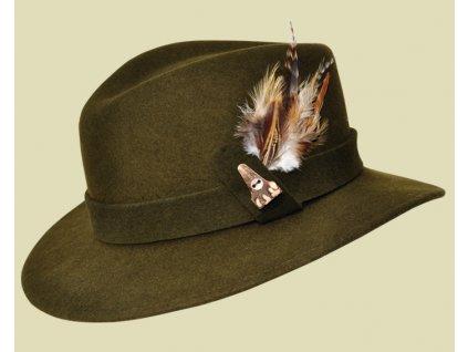 Myslivecký klobouk ATHOS