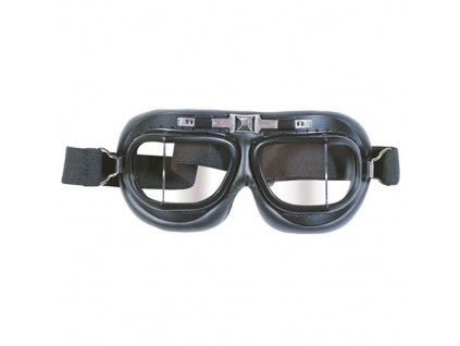 Brýle letecké mil-com ČERNÉ