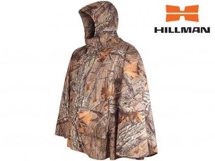 Dryhands Raincover lovecká pláštěnka b. 3DX Kamufláž