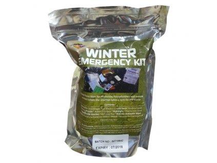 Balíček pro přežití zimní sada - Winter Emergency Kit BCB