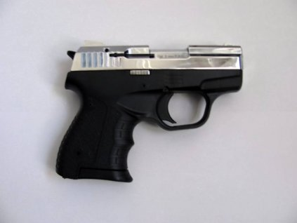 Plynová pistole Atak Zoraki 906 9 mm P.A.K. - lesk.chrom