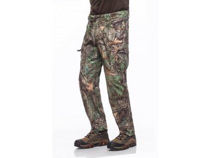 Birder pants kalhoty letní b. Kamufláž 3DXG